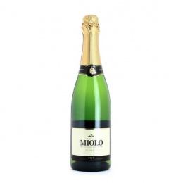 Vin brésilien effervescent (Rio Grande do Sul) Miolo Brut Méthode Traditionnel