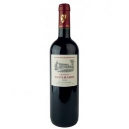 Vin Côtes de Bourg Château Paradis 2014