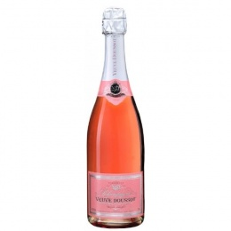Champagne Brut Rosé Veuve Doussot Cuvée Rosé