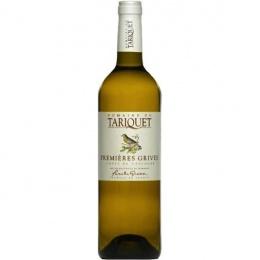Vin IGP Côtes de Gascogne Blanc Tariquet Premières Grives 2016