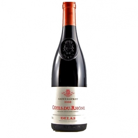 Vin Côtes du Rhône Maison Delas « Saint-Esprit » 2016