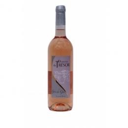 IGP Vin de Pays d'Oc Rosé Gris de Gris Domaine du Trésor 2016