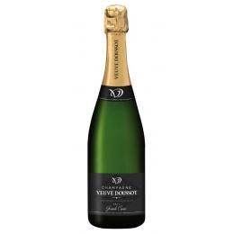 Champagne Brut Tradition Veuve Doussot