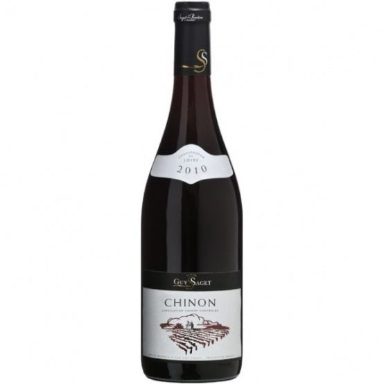 Vin Chinon Guy Saget 2015