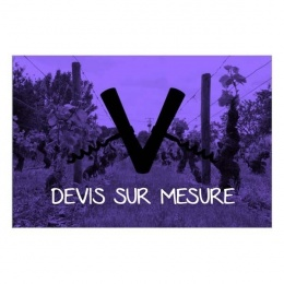 DEVIS SUR MESURE - 7 gift certificates, €150 each
